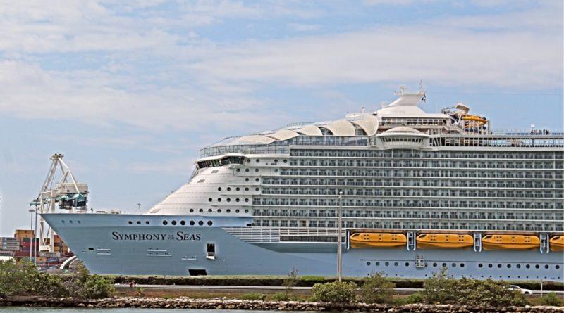 mayor crucero del mundo
