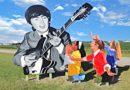 Benton, la ciudad de Illinois que ama a George Harrison