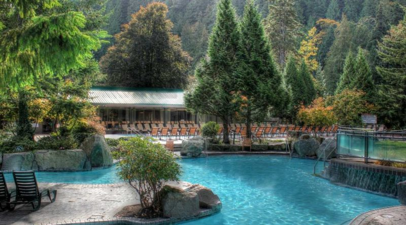 thermal centers and spas