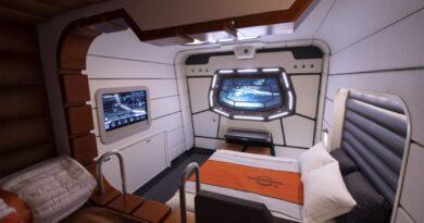 Hotel Galactic Starcruiser, para viajar por la Galaxia