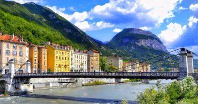 Grenoble. La tierra de Stendhal se viste de verde