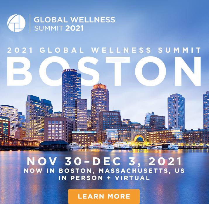 Gobal Wellness Summit | Boston | 30 noviembre - 3 diciembre